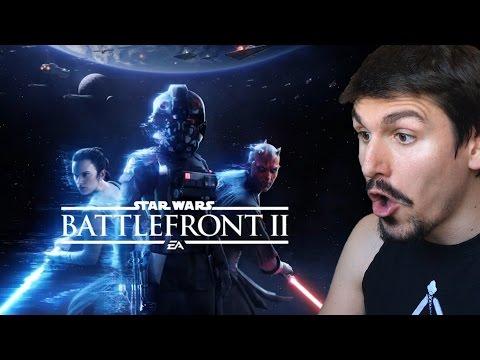 VVlog - Tráiler Battlefront II | Reacción y análisis