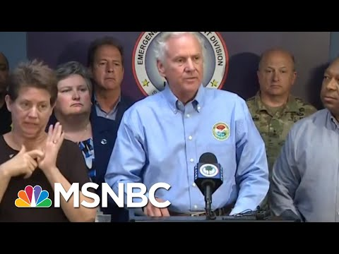 SC Gov. Orders Mandatory Evacuations As Hurricane Florence Strengthens | Velshi & Ruhle | MSNBC