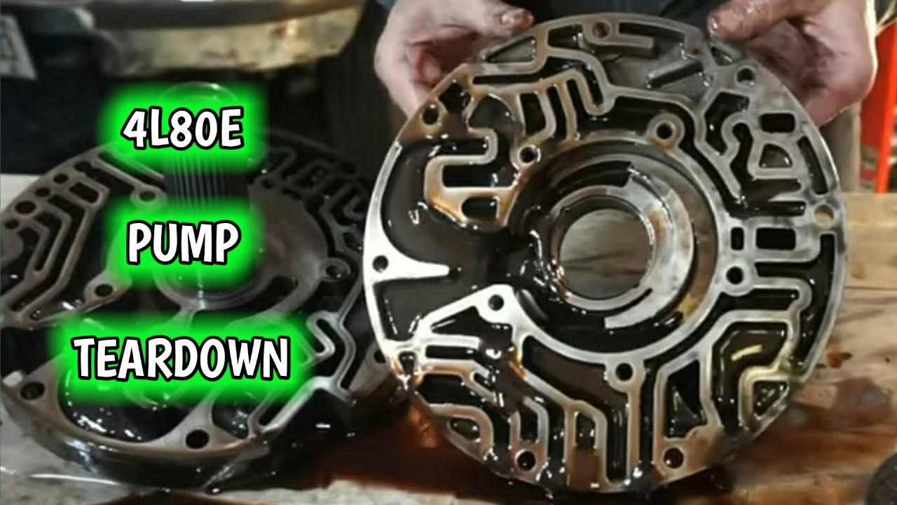 medium resolution of 4l80e rebuild pump disassembly and inspection a21bravo