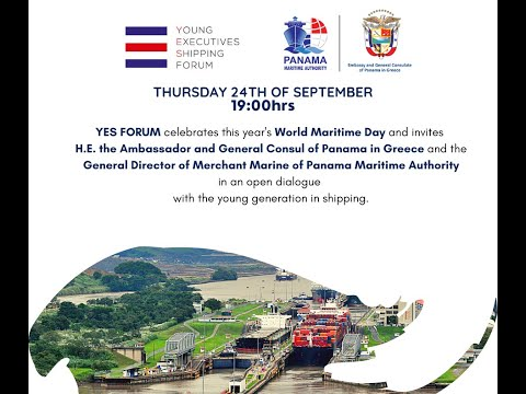 "''Moving forward to a Sustainable Maritime Future""e-dialogue (24/9/20)"