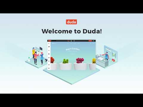 Welcome to Duda!