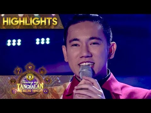 John Michael earns a spot in the Top 6 | Tawag ng Tanghalan