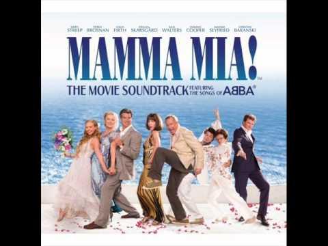 Mamma Mia!  The Winner Takes It All  Meryl Streep