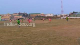 Football Match Sohra  Meghalaya