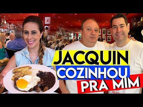 💸Comendo mais BARATO no President Erick Jacquin | Bancando o Phyno EP 4