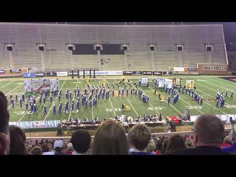 Fort Mill Band 2017 Winston-Salem Finals