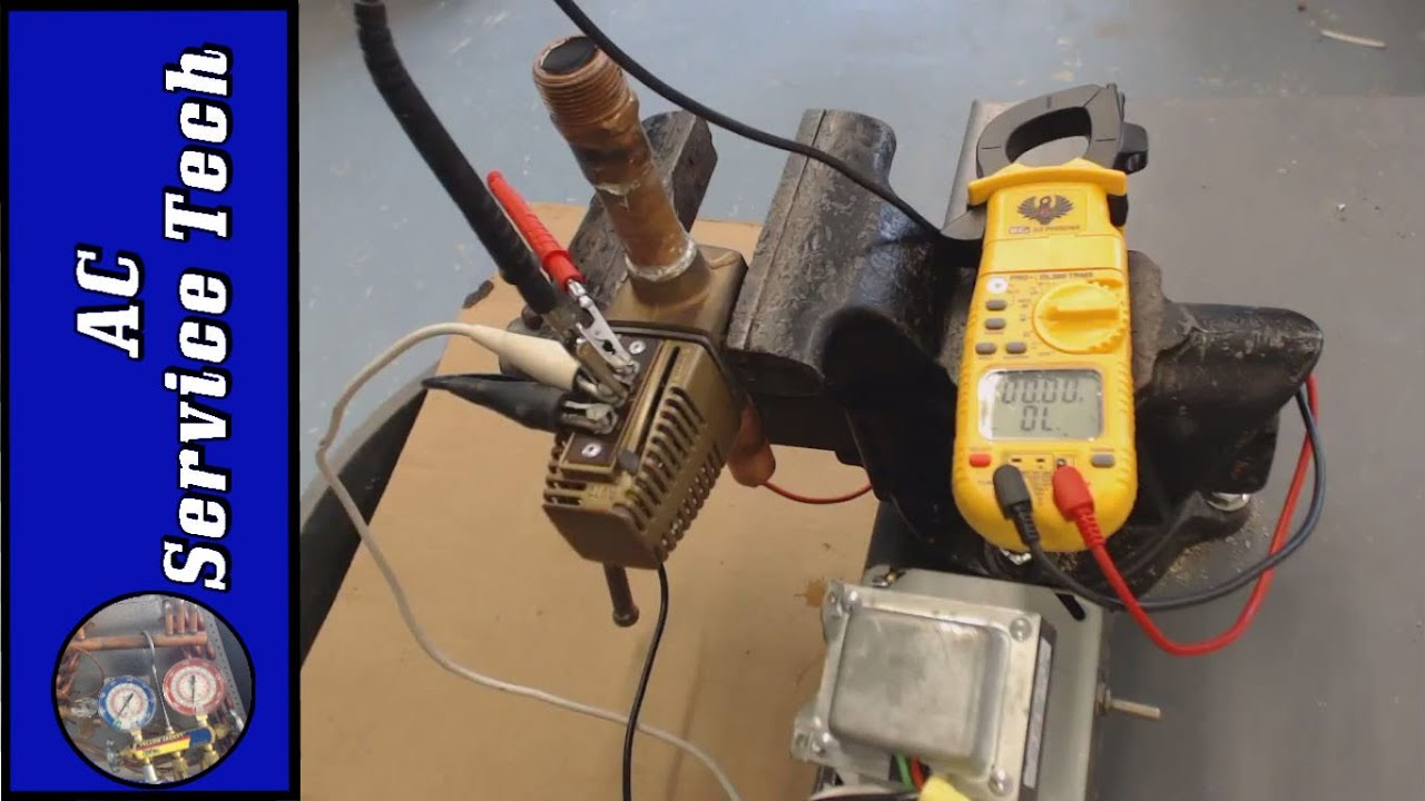 taco zone valve wiring voltage and water flow tested and proved the rh youtube com