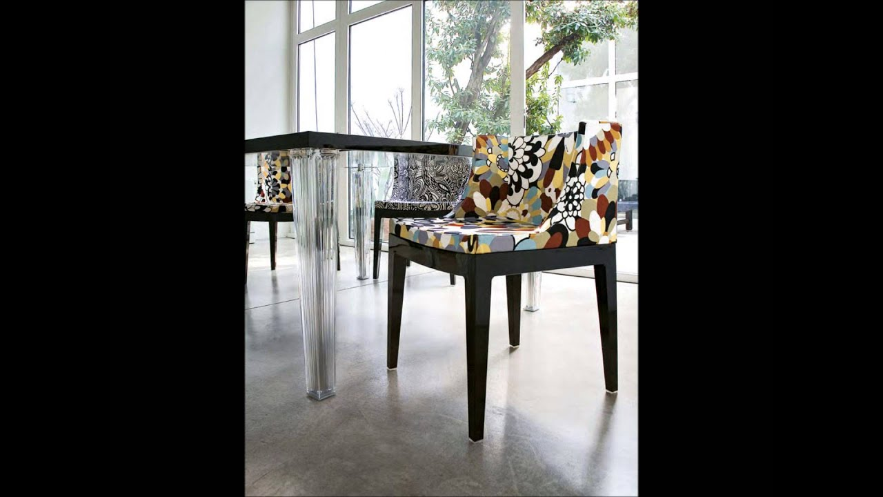 Kartell Mademoiselle Chair A La Mode   Ice Interiors   YouTube