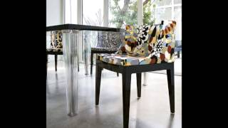 Kartell Mademoiselle Chair A La Mode - Ice Interiors(, 2013-09-12T10:12:48.000Z)