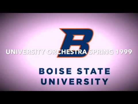 Boise State University Orchestra - Spring Concert 1999 - Die Miestersinger - Vorspiel