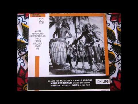 Oum Jean, Paula Isidore, Mboo Ferdinand et son Orchestre - paula - bassa - angonda - gwes - me P2