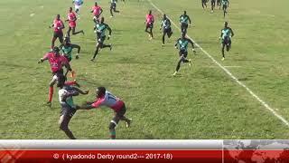 Buffaloes Vs Heathens Round2-Rugby Premiership 2017-18