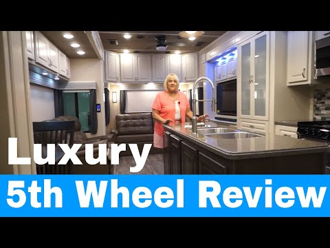 Luxe Elite 42RL Luxury Fifth Wheel - Product Review