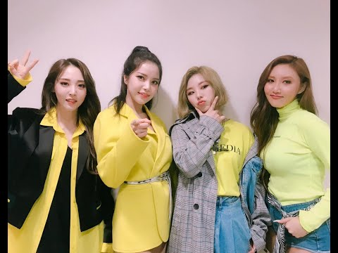 MAMAMOO Being Great Role Models