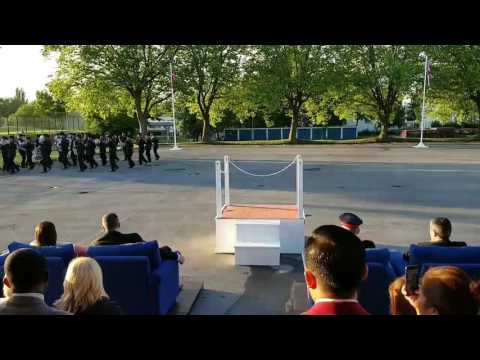 THE BAND OF BRIGADE GURKHAS GERMANY 2017