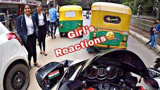 HAYABUSA COLLEGE GIRLS REACTIONS    BANGALORE thumbnail