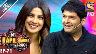 The Kapil Sharma Show - Episode 71–दी कपिल शर्मा शो–Priyanka Chopra In Kapil's Show–1st Jan 2017