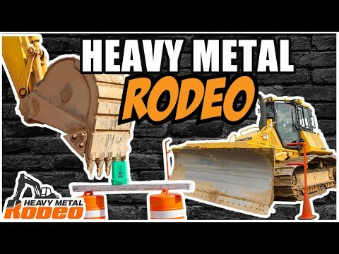 Heavy Equipment Skills Competition | Heavy Metal Rodeo // Ep. 167