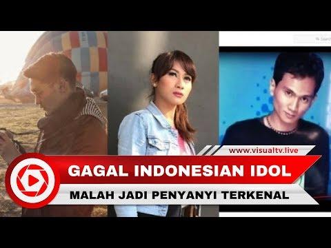 Dulu Gagal Lolos Indonesian Idol, Kini Malah Jadi Penyanyi Terkenal