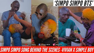 Download STIVO SIMPLE BOY AND VIVIAN 'SIMPO SIMPO' SONG BEHIND THE SCENES |BTG News