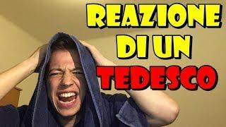 OLANDA 3-0 GERMANIA - REAZIONE DI UN TEDESCO - SONO DISTRUTTO !!!!