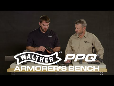 Panteao presents Walther PPQ Armorer's Bench [trailer]