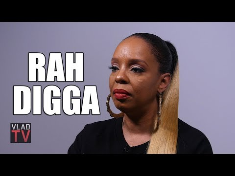 Rah Digga on Eminem Joining Outsidaz, Outsidaz Fighting People for Eminem (Part 2)