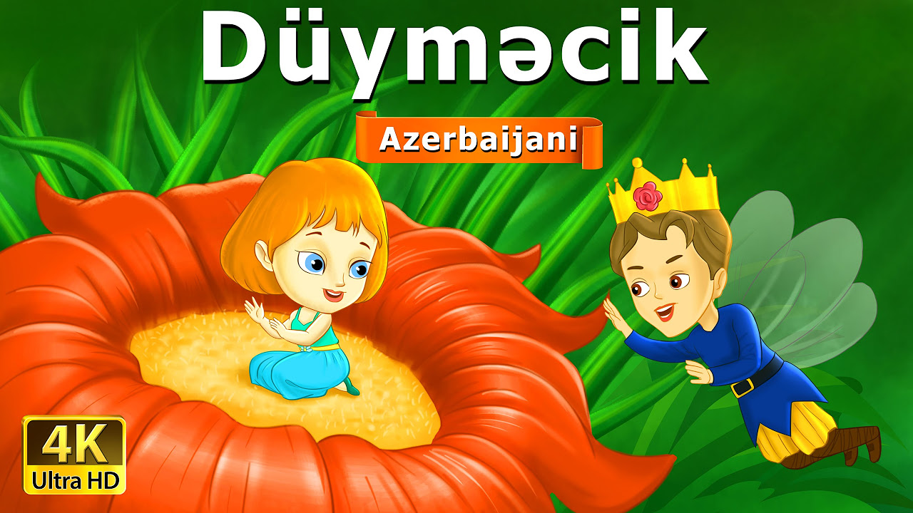 Prens Featherhead ve Prenses Calendine | Prince Featherhead in Turkish | Turkish Fairy Tales