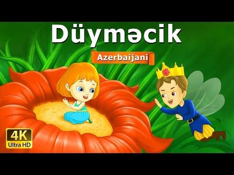 Düyməcik - Azerbaycan Nagillari - Nağıllar - 4K UHD - Azerbaijan Fairy Tales