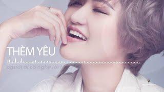 Thèm Yêu - Vicky Nhung (Karaoke)