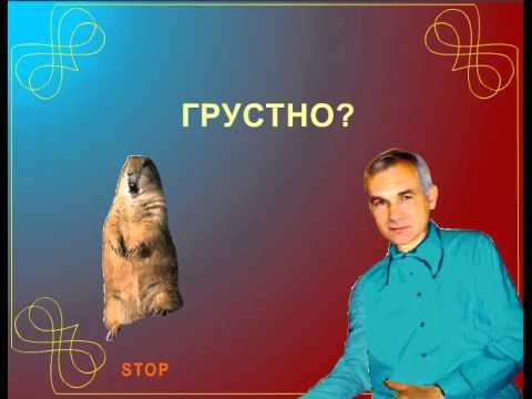 Не грусти / Do not be sad