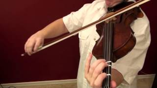 """Minuet 1"" from Suzuki Book 1, fast, violin only"
