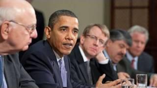 President Obama: Economy Back from the Brink