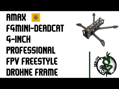aMAXinno F4MINI-DEADCAT 4-INCH