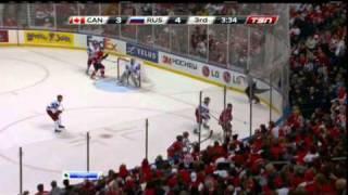 Финал ЧМ-2011 U-20. \Канада - Россия\. 3-ий период
