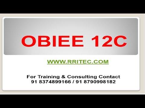 OBIEE 12C Tutorial Part 18 Level Based Hierarchies Part 1