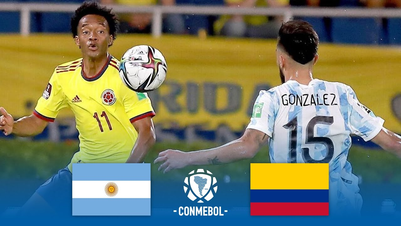 Colombia vs. Argentina: CONMEBOL World Cup qualifying live ...