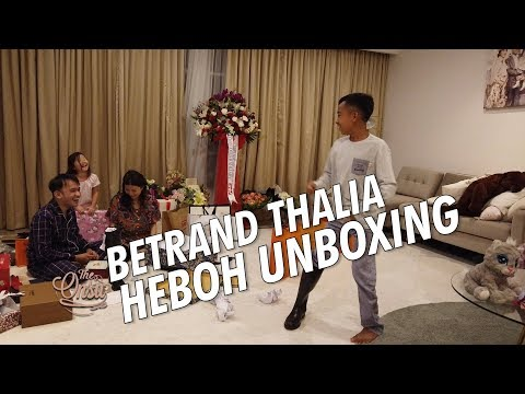 The Onsu Family - BETRAND THALIA HEBOH UNBOXING !!