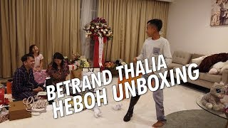 The Onsu Family - BETRAND THALIA HEBOH UNBOXING !!