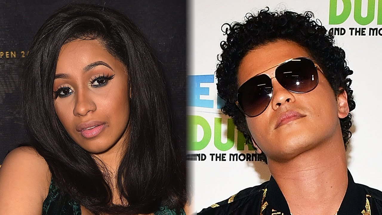 Cardi B Pulls Out Of Bruno Mars Tour For This Reason Bruno Reacts