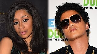 Cardi B PULLS OUT of Bruno Mars Tour For THIS Reason & Bruno Reacts