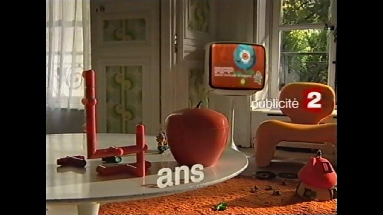 Download FRANCE 2/CANAL PLUS Jingle PUB spécial 40 ans FRANCE 2 + publicité CANAL + 20 ans (2004)