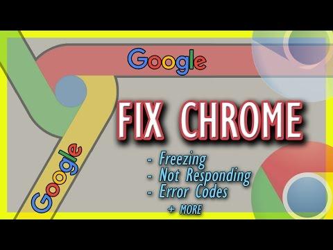 Google Chrome FIX | Chrome Unresponsive, Not Working, Keeps Crashing, Slow  | Windows 10 Aw Snap FIX