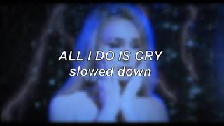 Kim Petras - All I Do Is Cry | Slowed Down