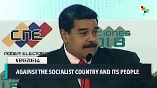 Venezuela Kicks Out Top U.S. Diplomats Undermining The Countrys Sovereignty