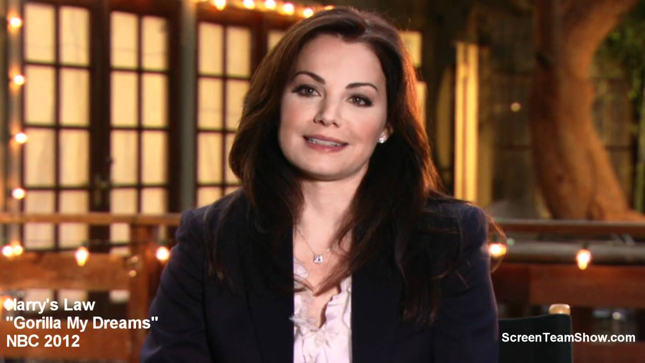 Download Erica Durance Talks About Filming Harry's Law Episode