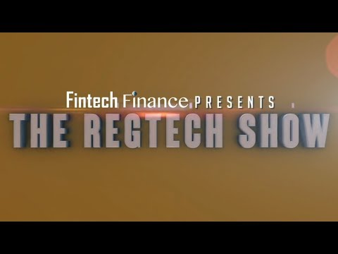 Fintech Finance Presents: The Regtech Show 1.02 - Digitising Data