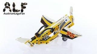Lego Technic 42044 Stunt Plane - Lego Speed Build Review