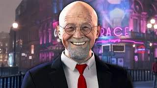 Watch Dogs Legion but I'm an 80 Year Old Hitman With Alzheimer's (No Spoilers)