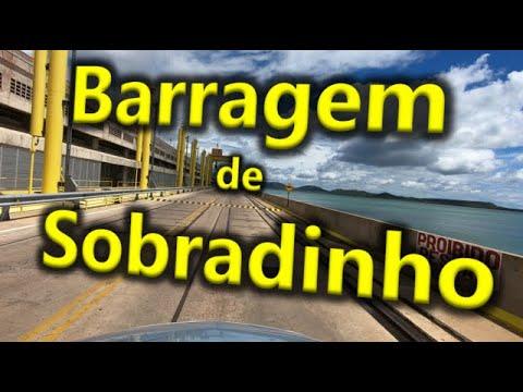 Usina Hidrelétrica de Sobradinho | Barragem de Sobradinho |